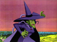 Wicked Witch of The West Animated Universe