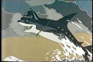 Sharks from Hugo the Hippo