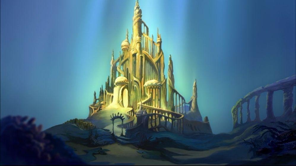 King Triton's Palace