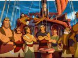 Sinbad's Crew
