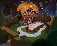 The Mad Hatter's House