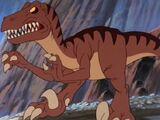 Velociraptors (Land Before Time)