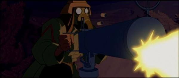 Mercenaries (Atlantis: The Lost Empire)