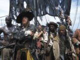 The Crew of the Black Pearl