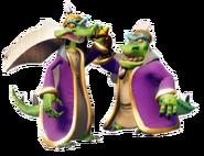 Komodo Brothers (Crash Bandicoot N. Sane Trilogy)