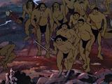 Nekron's Subhumans