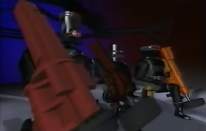Junkbots
