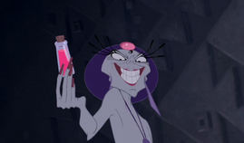 Yzma holding a potion.PNG