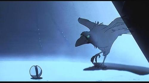 The Crows (We're Back: A Dinosaur's Story)