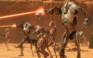 Separatist Droid Army live action