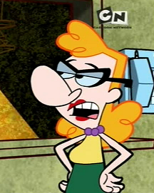 Sis (The Grim Adventures of Billy and Mandy)