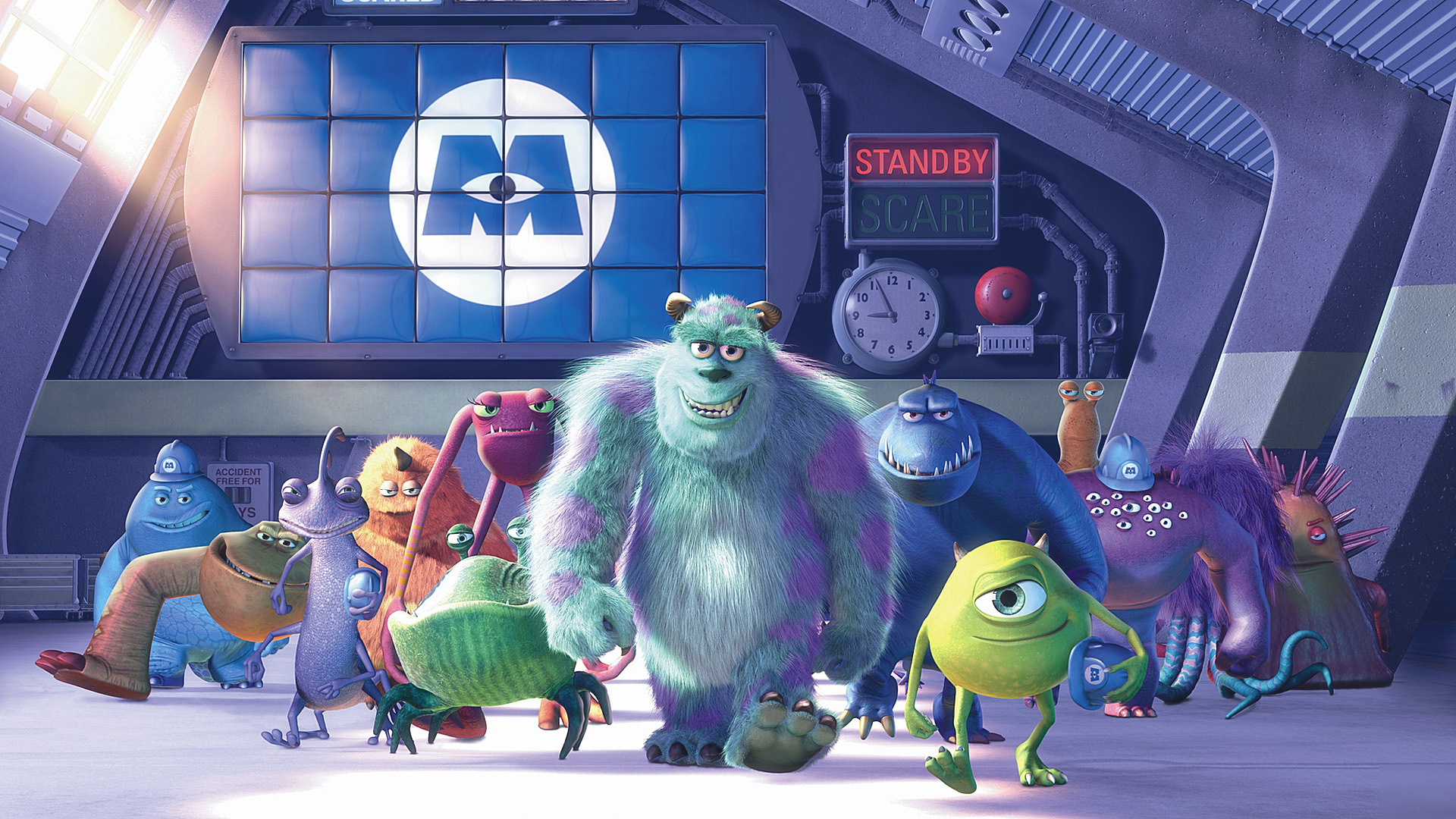 Monsters (Monsters, Inc.)