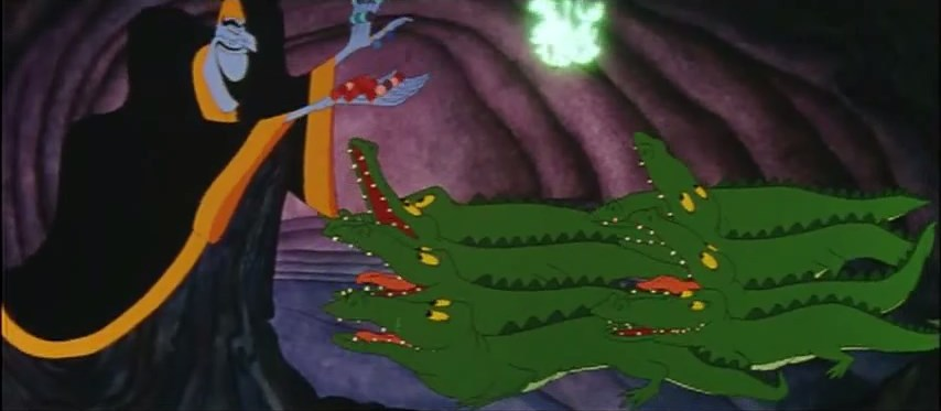 Alligators (The Thief and the Cobbler)