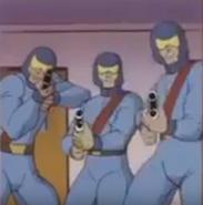 Shadaloo Soldiers