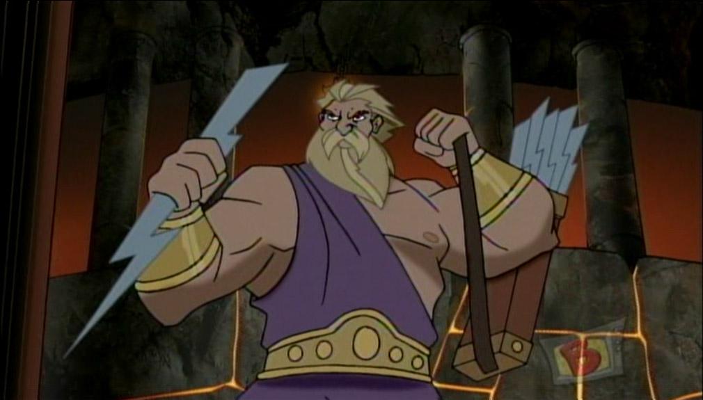 Zeus (Class of the Titans)