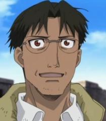 Scar's Brother (Fullmetal Alchemist)