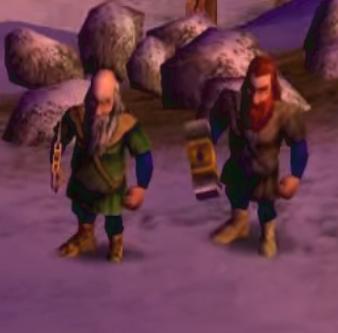 Brokk and Eitri