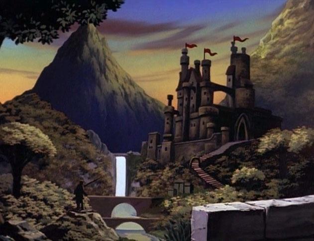 Oberon's Palace