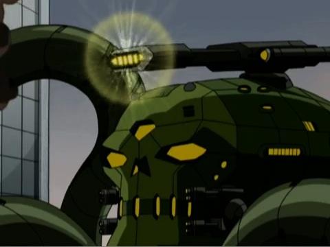 HYDRA Octopus Robot