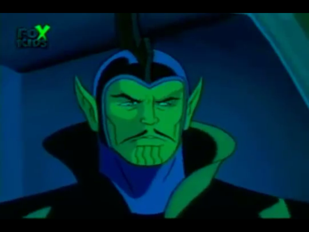 The Skrull Emperor