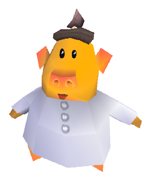 Colossus Monk