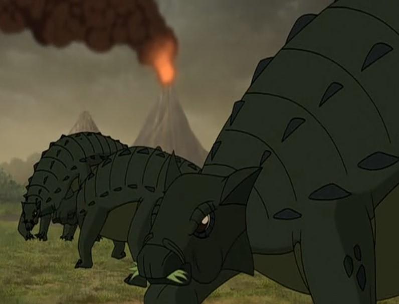 Ankylosaurus (Turok: Son of Stone)