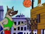 Charlie the Grey Dog