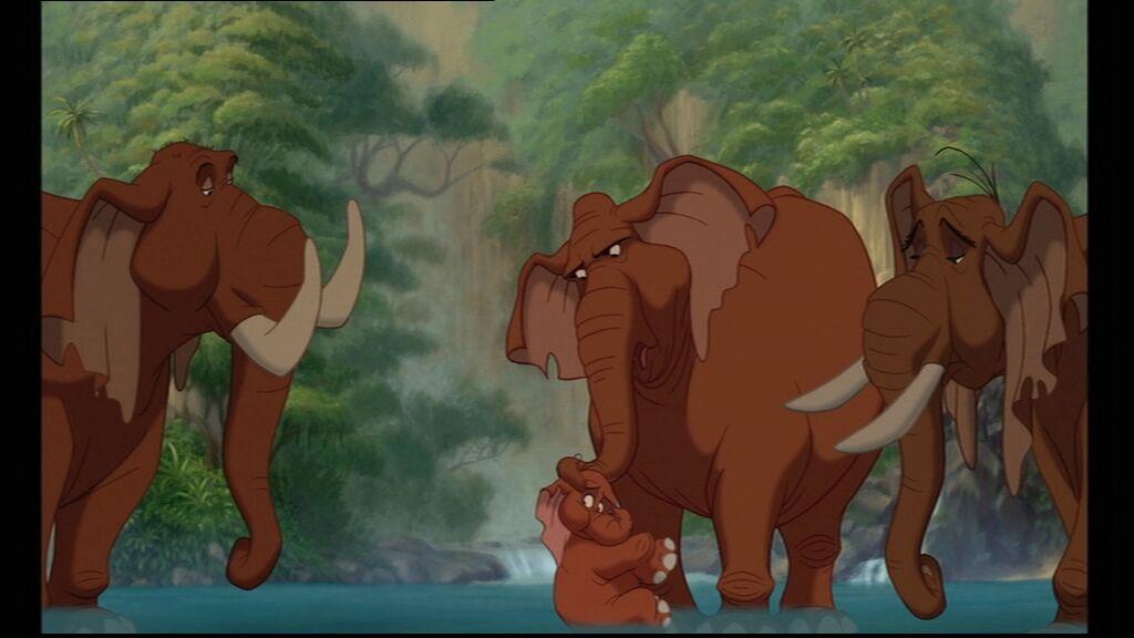 The Elephants (Tarzan)