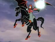 Venger's Dark Horse