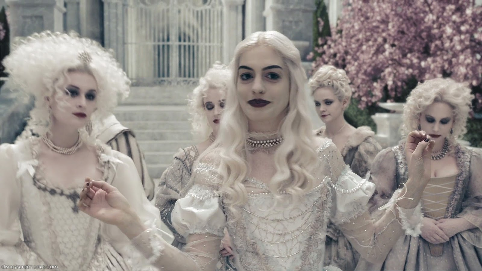 The White Queen's Court