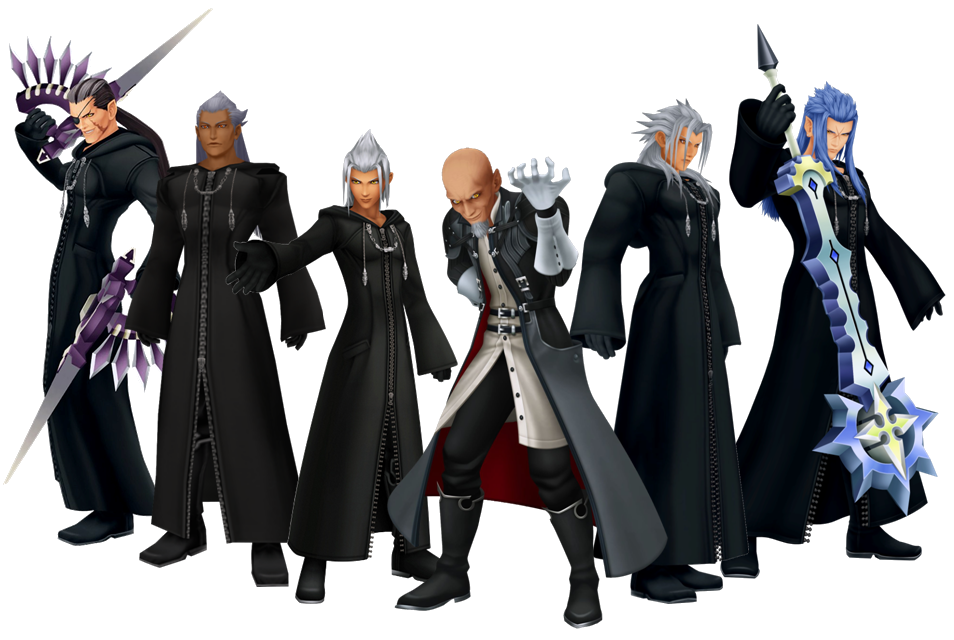 The True Organization XIII