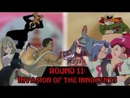 Worst Heroes And Villains War Ever Round 11- Invasions of the Innocents Part 1 of 2