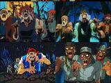 Moonscar Island Zombies