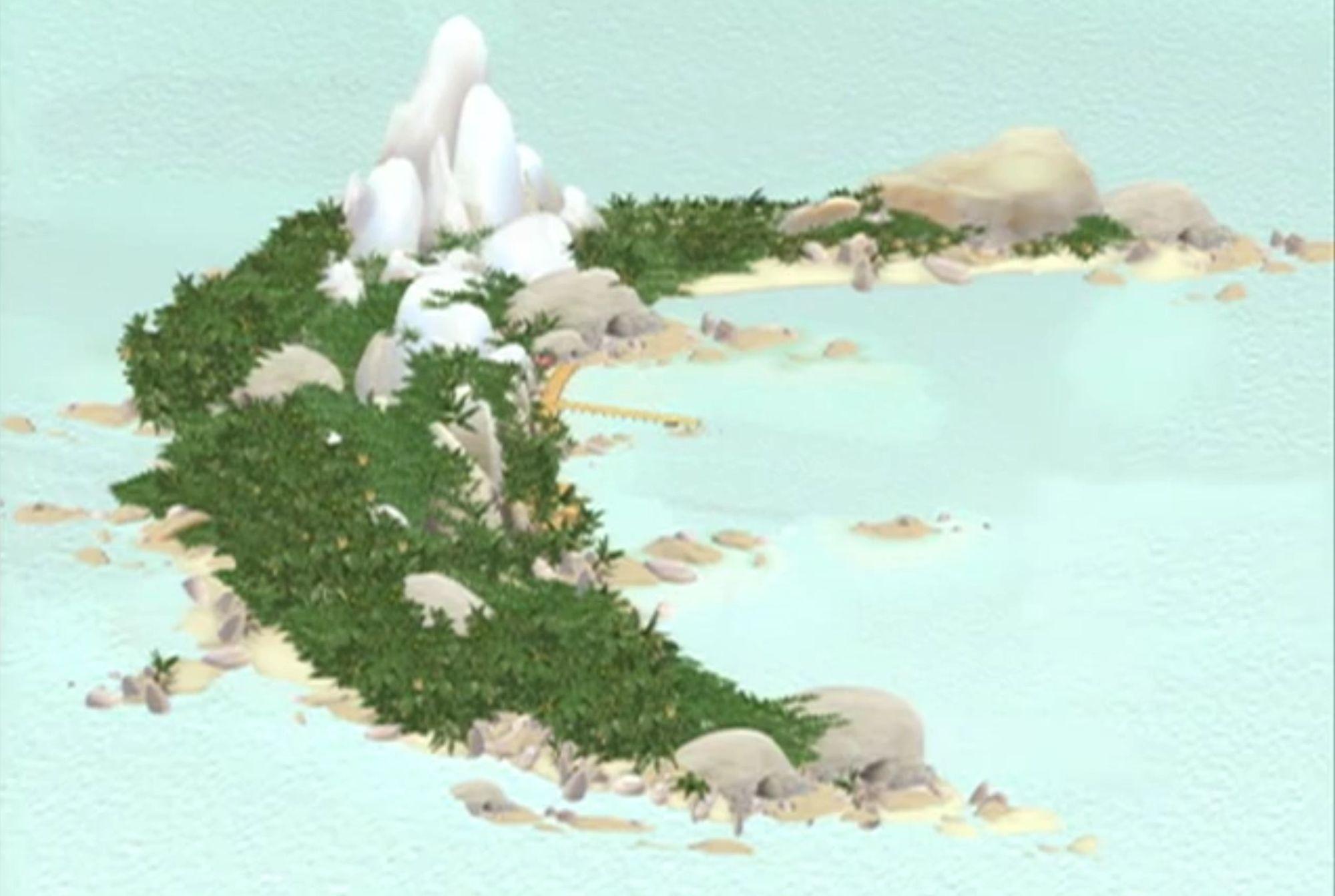 Kongo Bongo Island