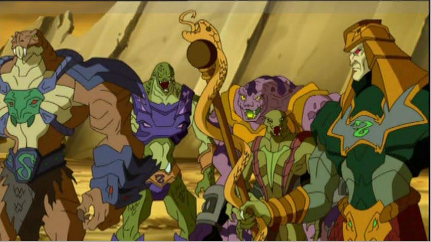 Snake Men
