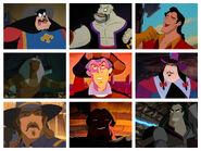 Frollo's Alliance (Heroes vs. Villains)