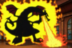 Father's Dragon Form