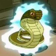 Snake Jackie Chan Adventures