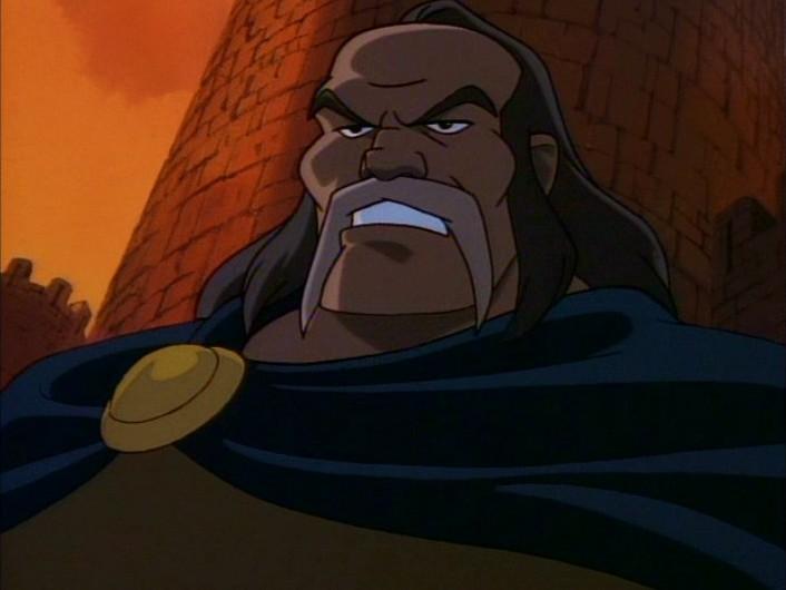 Captain of the Guard (Gargoyles)