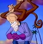 Professor Monkey-For-A-Head