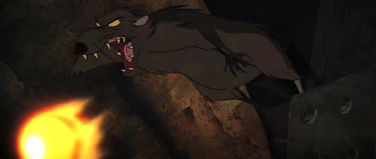 The Rats (The Black Cauldron)