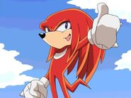 X Knuckles