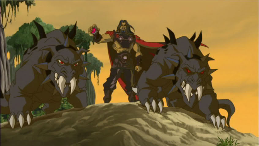 Count Marzo's Hounds