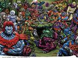Skeletor's Evil Warriors