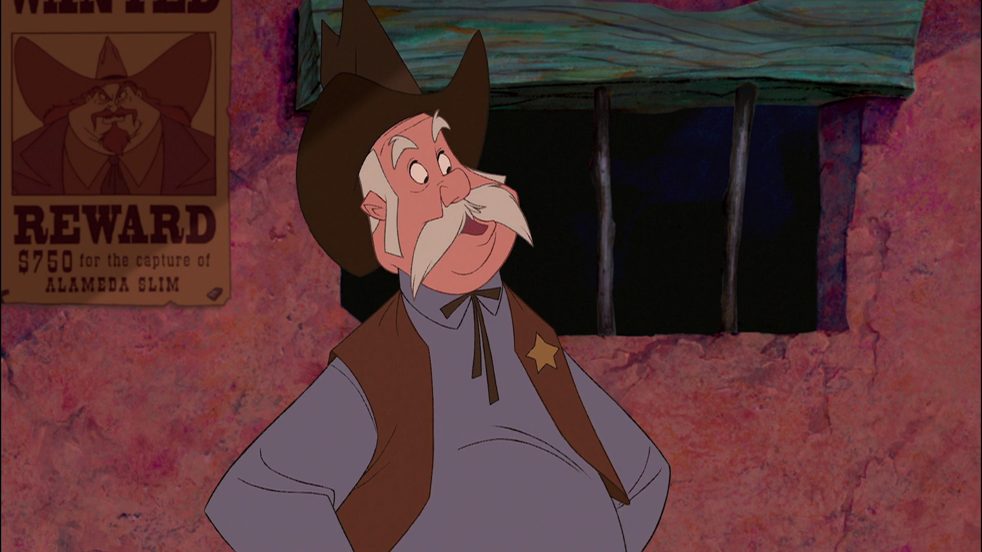 Sheriff Sam Brown