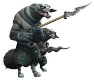 Shen's Wolf Army