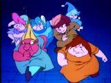 The Seven Dwarfelles