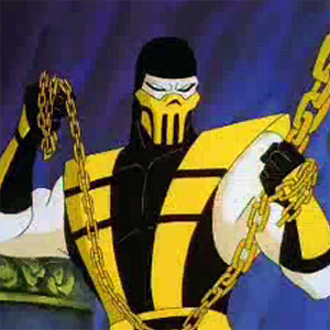 Scorpion Hanzo Hasashi