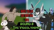 Worst Heroes and Villains War Ever Round 8 The Videolympics Part 1 of 3