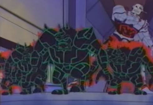 Cyberskull's Monsters